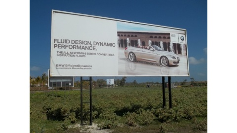 Spot Bmw alle Mauritius