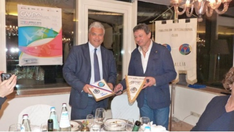 Gymfestival conviviale del panathlon international club di senigallia - Hotel international senigallia ...