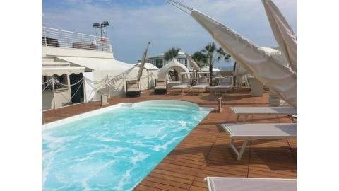 Senigallia si fa bella. Hotel Terrazza Marconi & Spa Marine, un ...