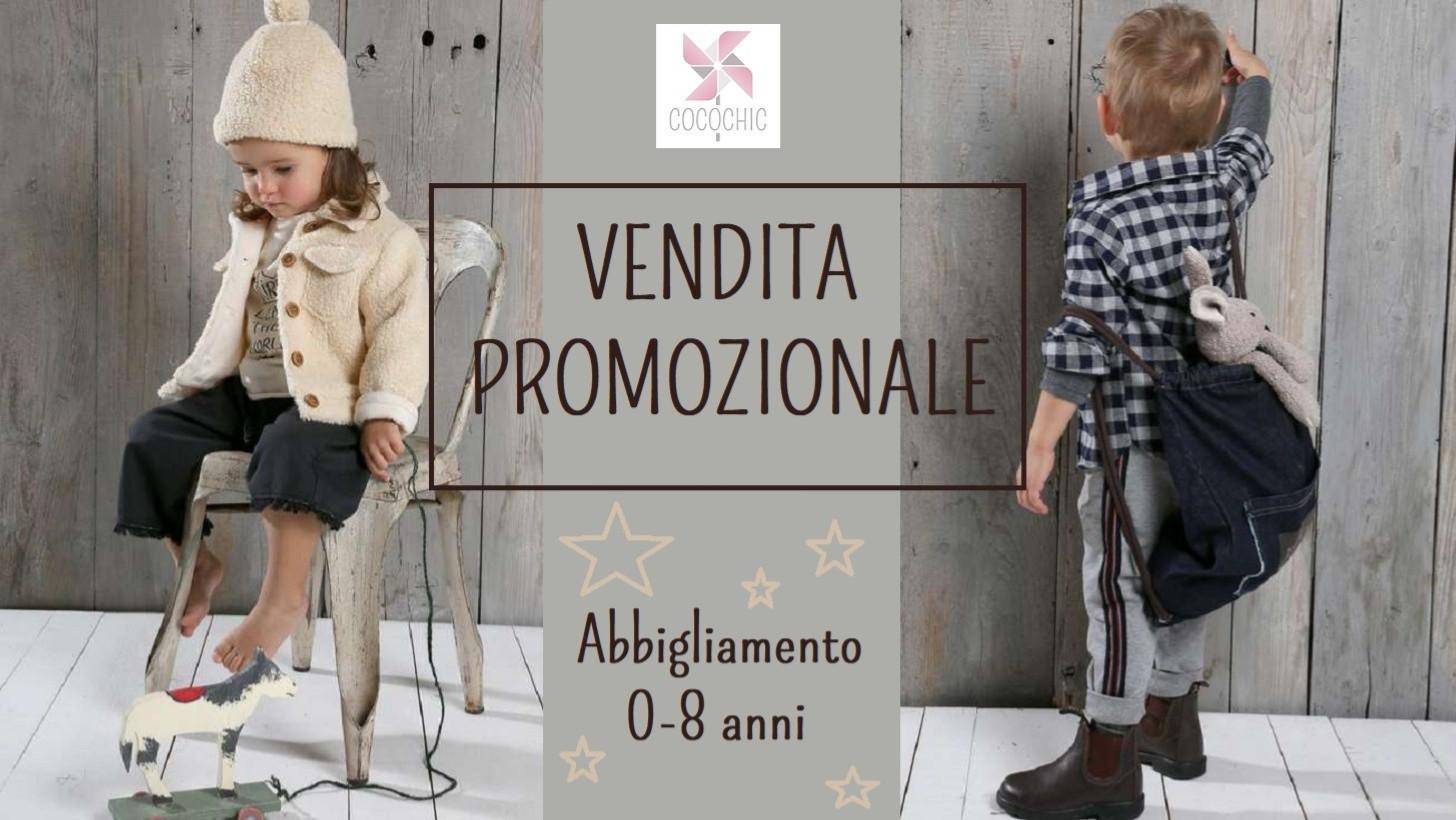 ed54094f006e Vendita stroardinaria sull abbigliamento bambino  sconti speciali su tutte  le nuove collezioni .