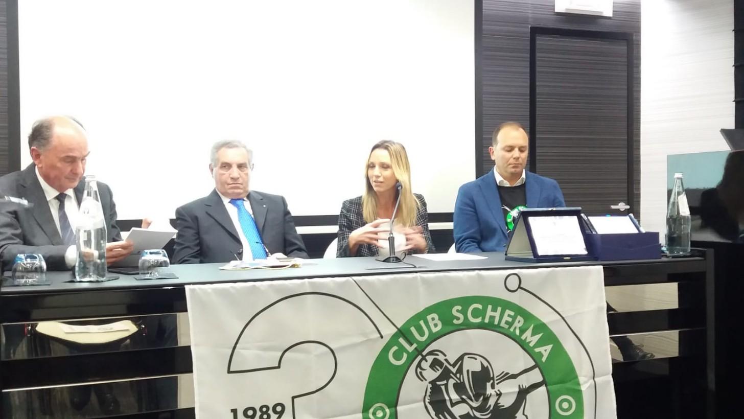 Grande festa per i 30 anni del Club Scherma Montignano Marzocca Senigallia - Vivere Senigallia